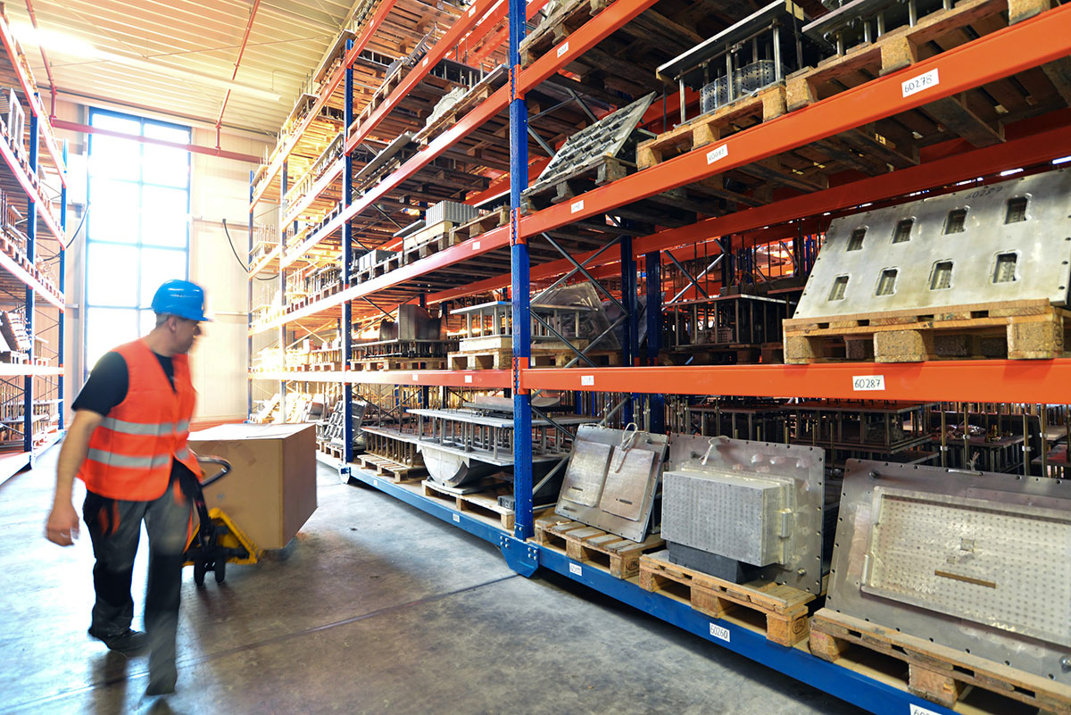 Regalinspektion, Hochregalsanierung, Umbaubaukoordination, Dokumentation